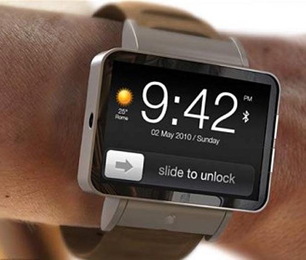 Неподтвержденное изображение iWatch от Apple