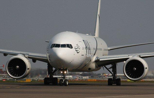 Самолет в тройке самых безопасных видов транспорта