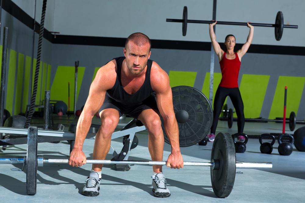 Выполняй упражнения, задействующие максимальное количество мышц