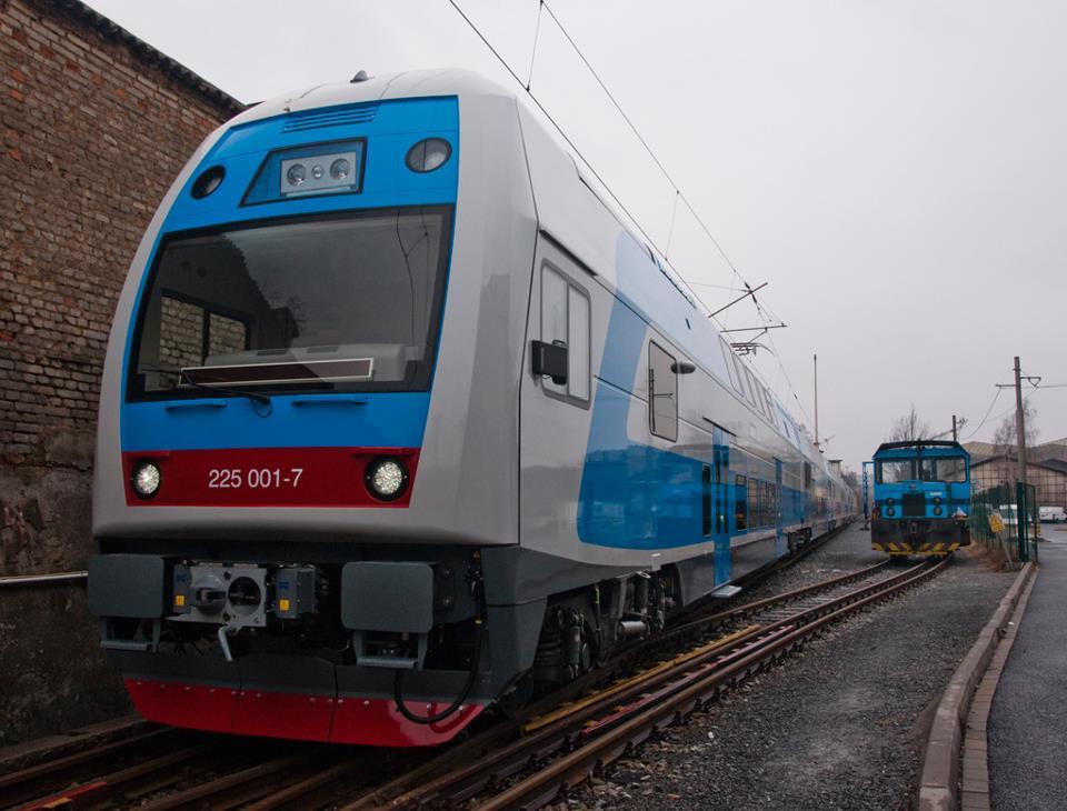 Поезд — самый безопасный вид транспорта