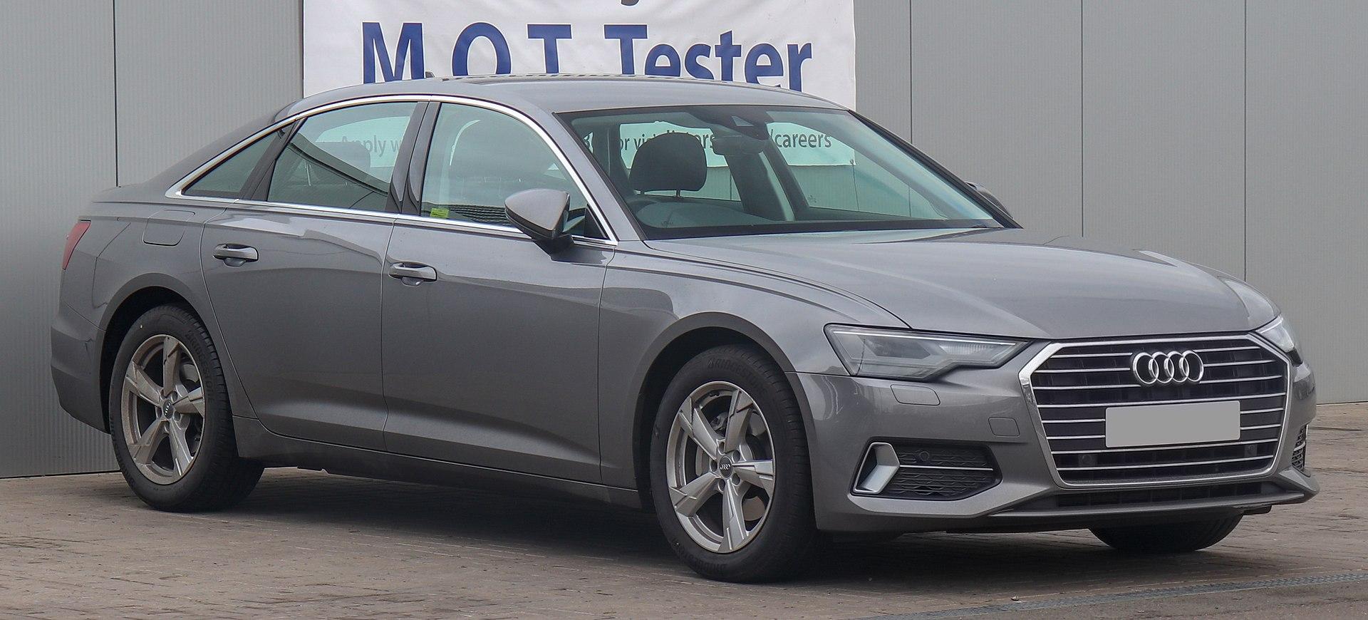 Audi A6 - 53,3%