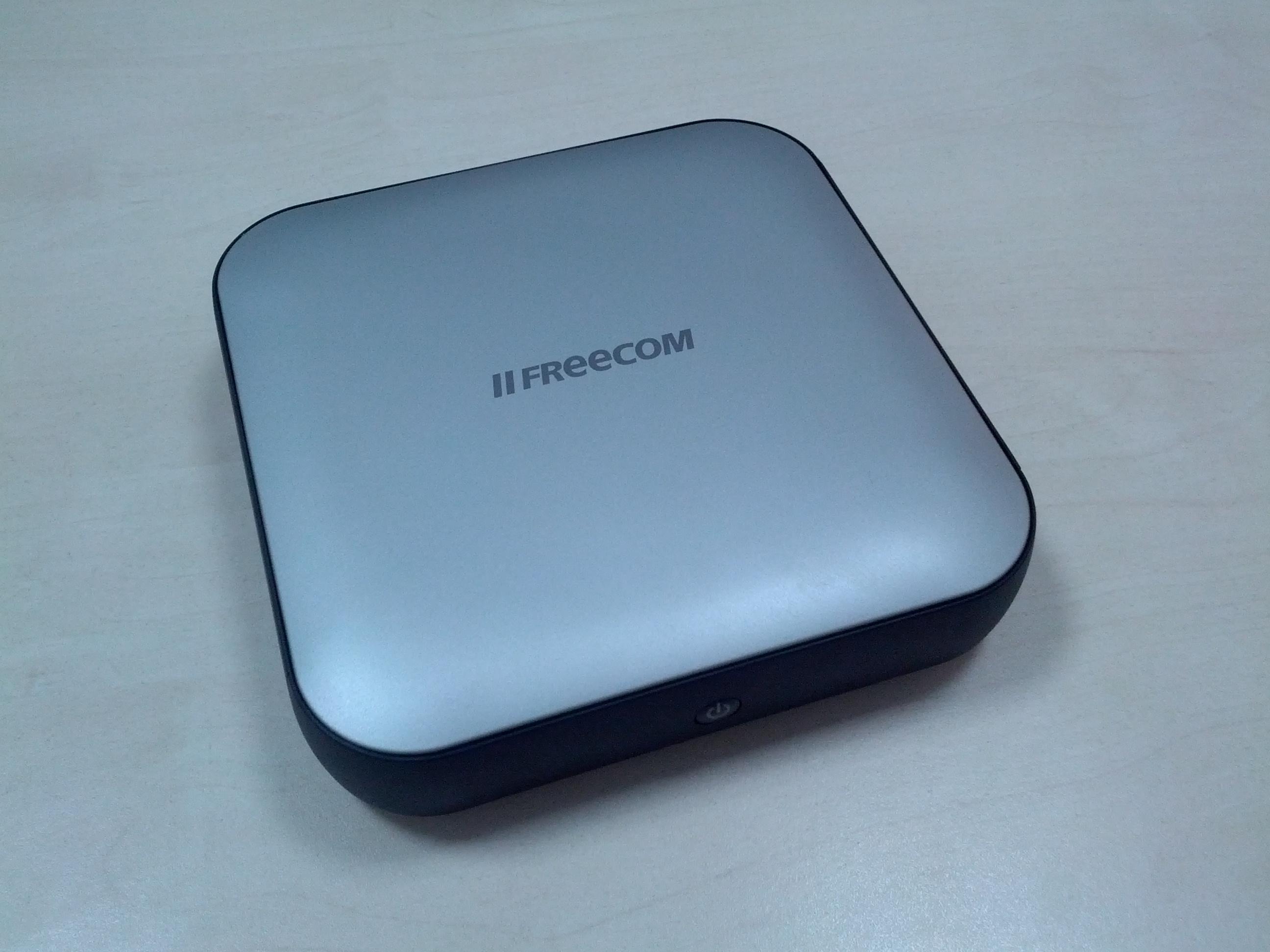 Freecom Hard Drive Sq - общий вид.