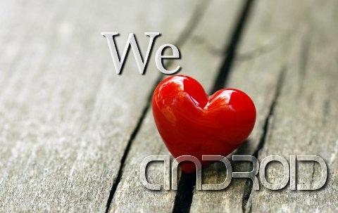 Приложения на Android на День святого Валентина