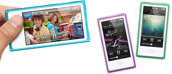 iPod nano 7-го поколения
