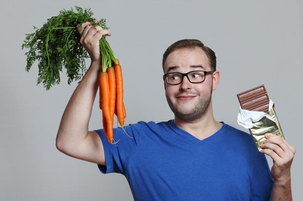 Хочешь не толстеть - ешь овощи