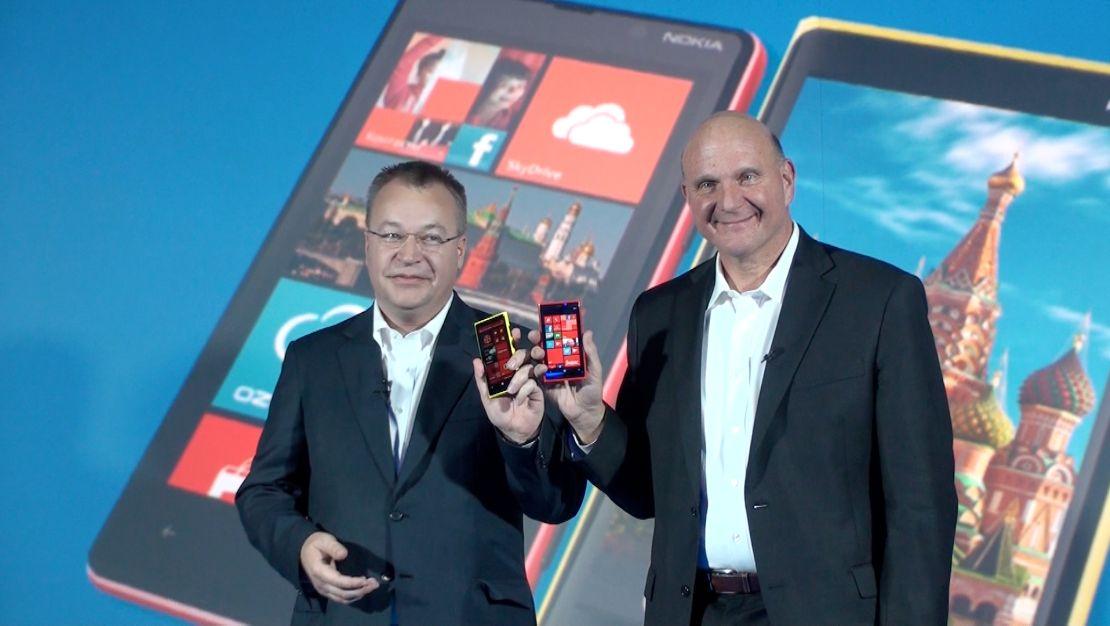 Телефонный бизнес Nokia выкупает Microsoft