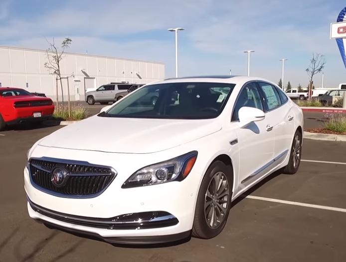 Buick занял первое место среди брендов массового рынка