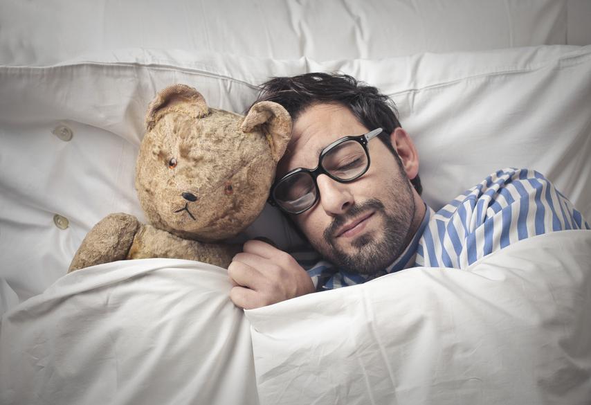 Спи с теми, кто не мешает отдыхать