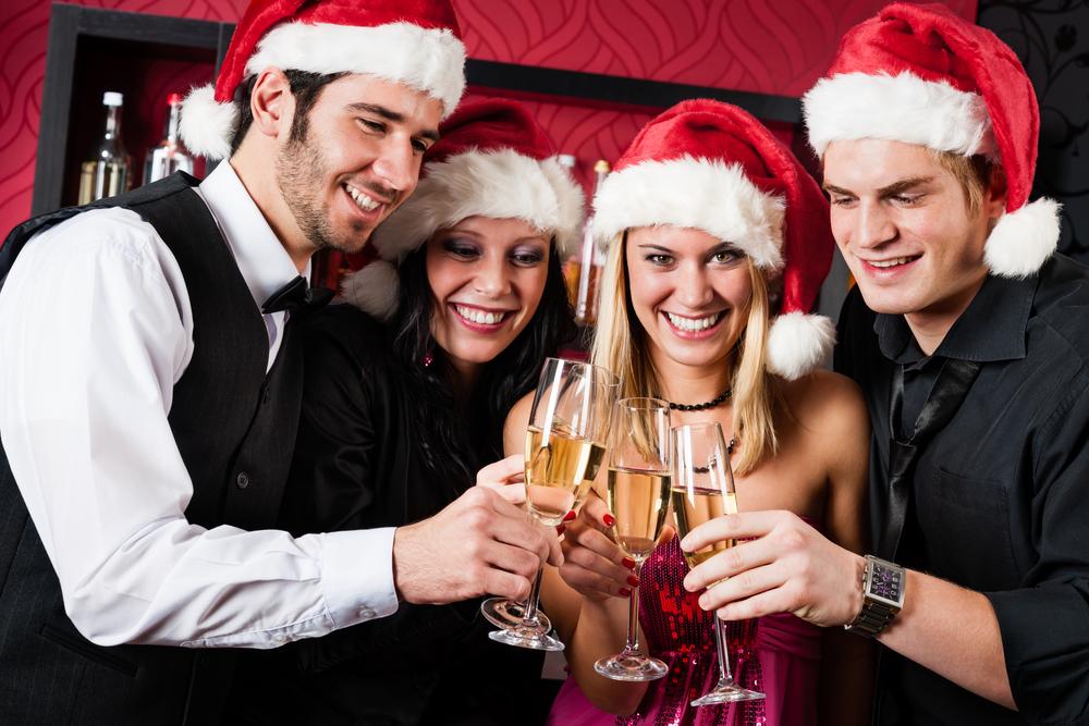 А где и с кем ты отмечаешь новогодние и рождественские праздники?