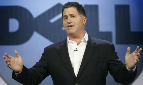 Майкл Делл, генеральный директор и основатель корпорации Dell: «Сегодня мир потерял дальновидного лидера. Технологическая отрасль потеряла легенду, и я потерял друга»