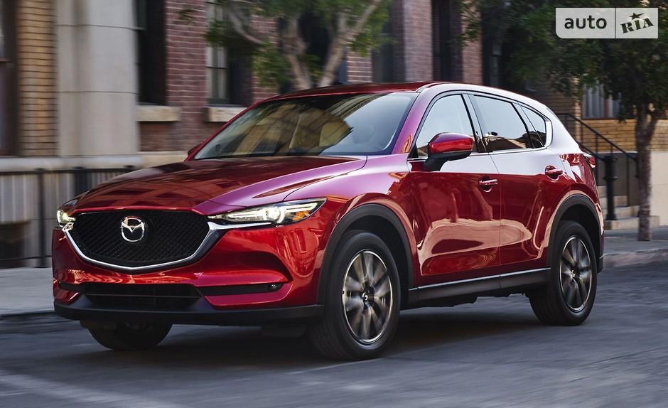 Mazda CX-5 (115 718 проданных авто)