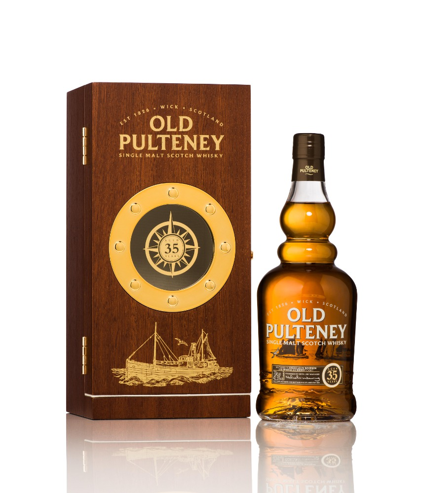 Old Pulteney 35 - 11 тысяч 200 гривен