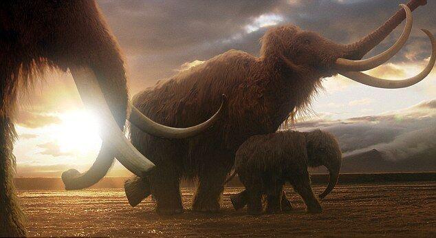 Возможно, мамонты скоро вновь будут ходить по земле