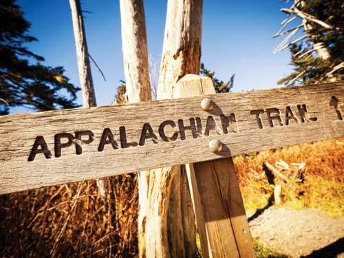 Тропа Аппалачи - это 3500 километров пейзажей