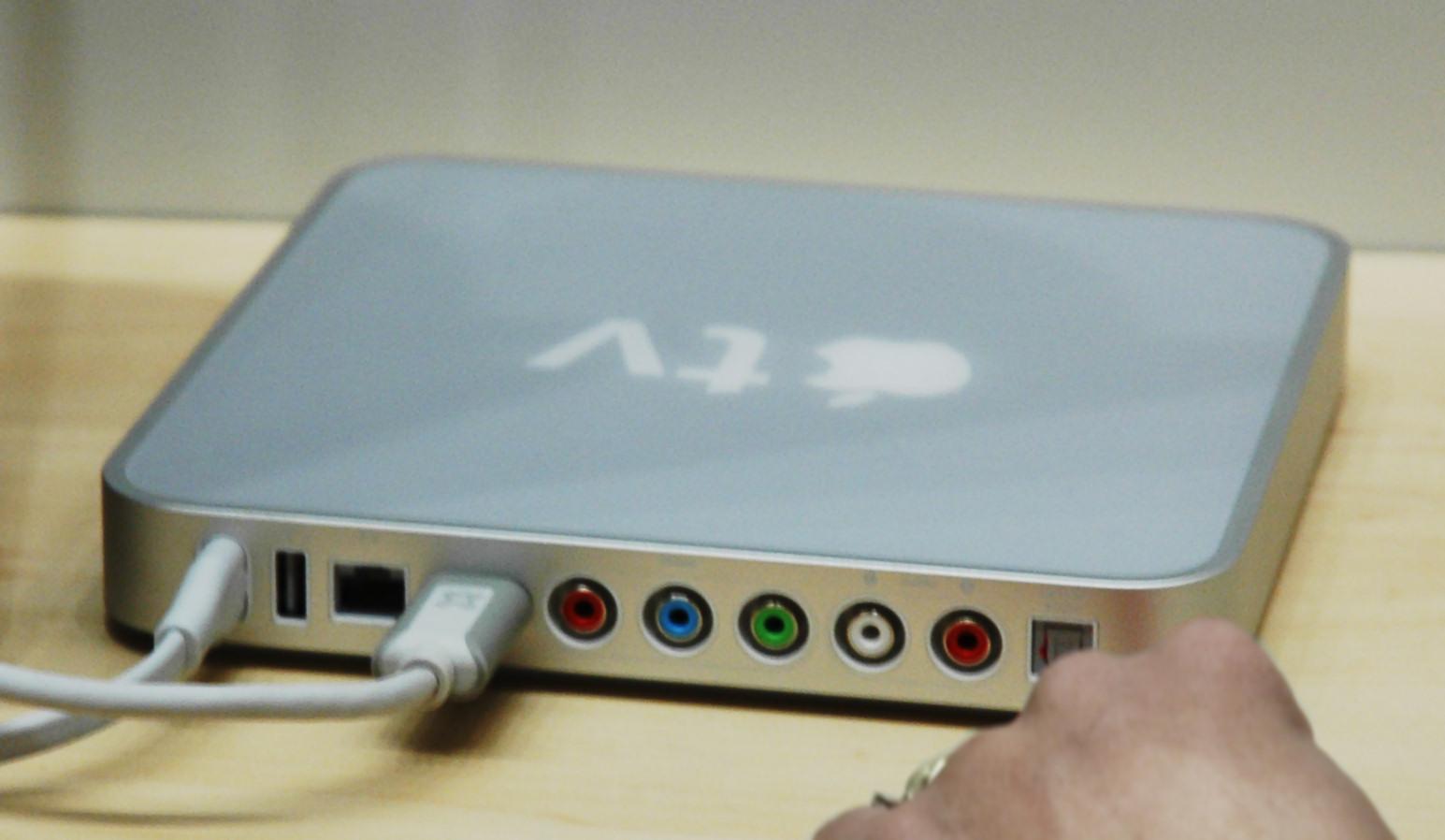 Приставка AppleTV