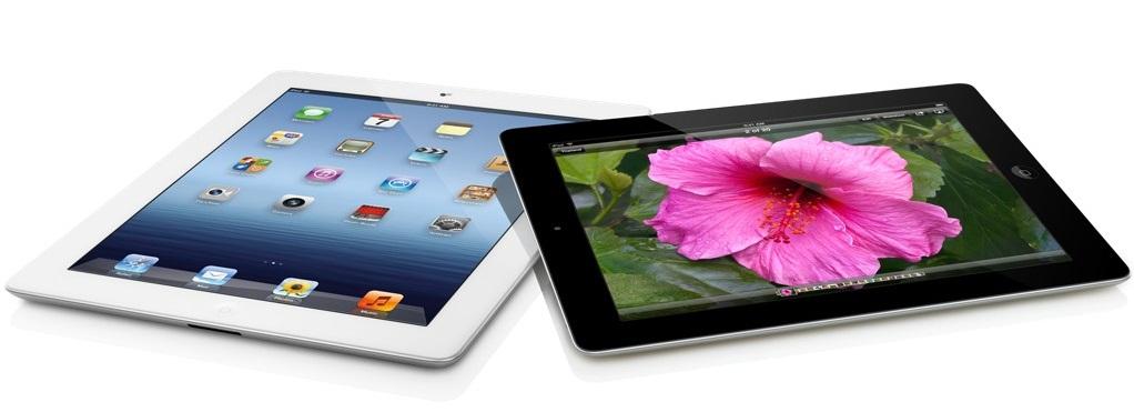 New iPad - 3-й планшет компании Apple