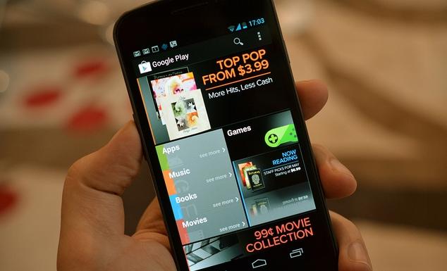 Новый Google Play будет красивее и удобнее