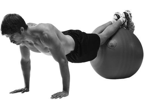 Укрепляй мышцы тела и рук