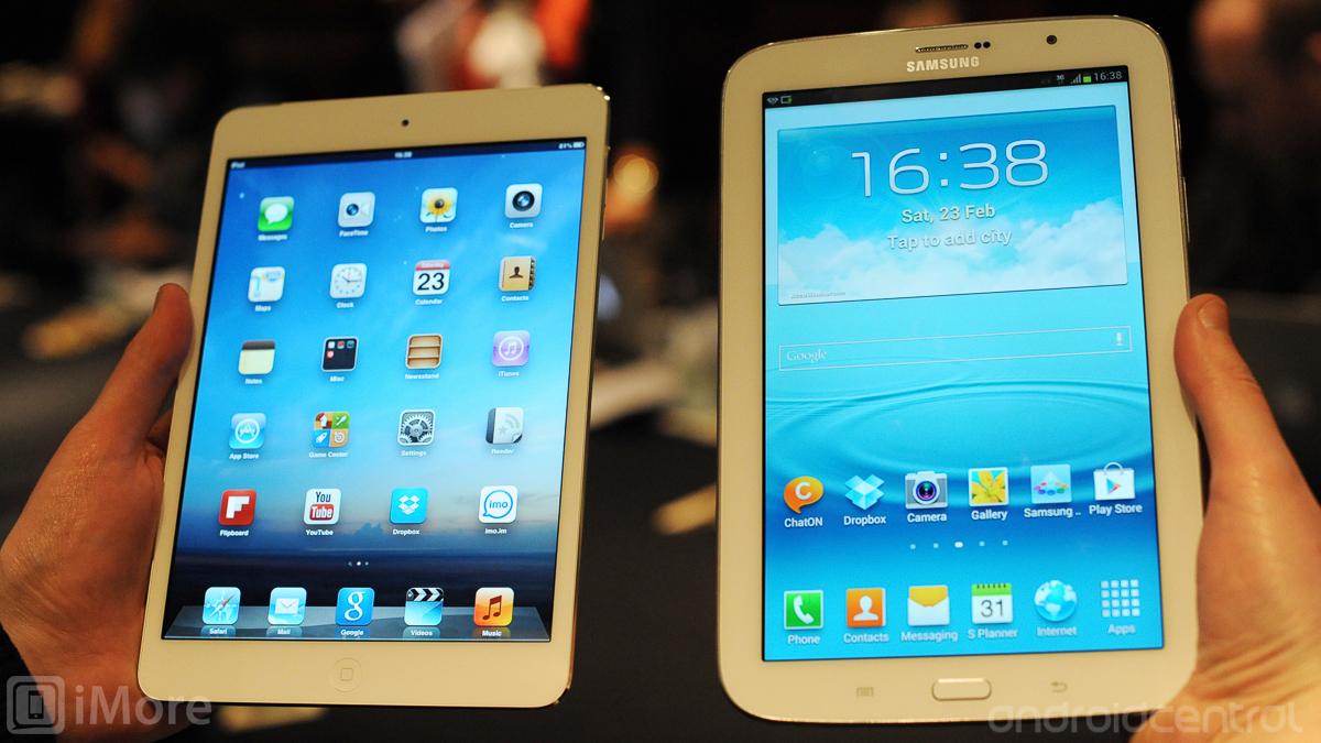 Забей на iPad: шесть причин купить крутой планшет Samsung