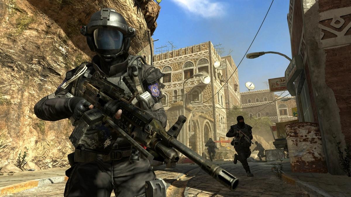 Call of Duty: Black Ops 2. Голливуд нам в помощь
