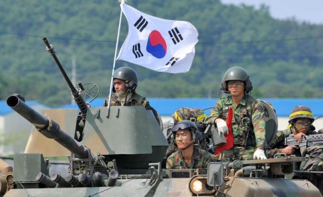 Армия Республика Корея