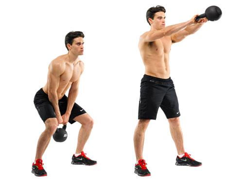 В первую очередь упражнение укрепляет низ спины