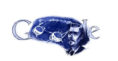 Впервые на главной Google отмечается день рождения украинца