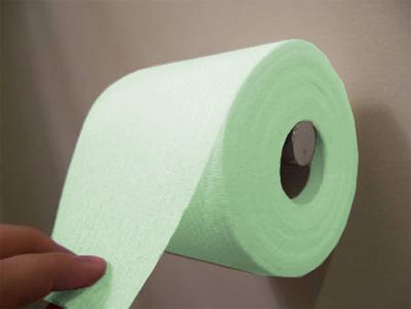Приложение ищет туалетную бумагу