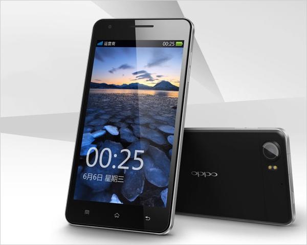 Oppo - один из самых тонких смартфонов в мире