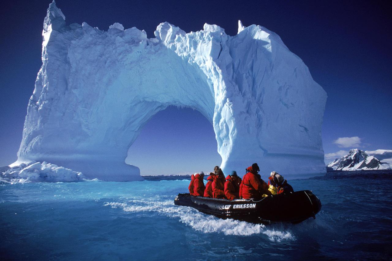 Раньше Антарктида была теплым местечком
