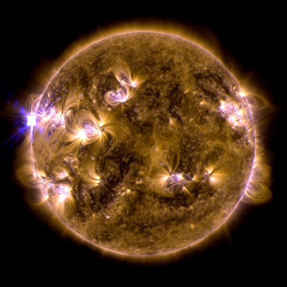 Ученые не ожидают магнитных бурь