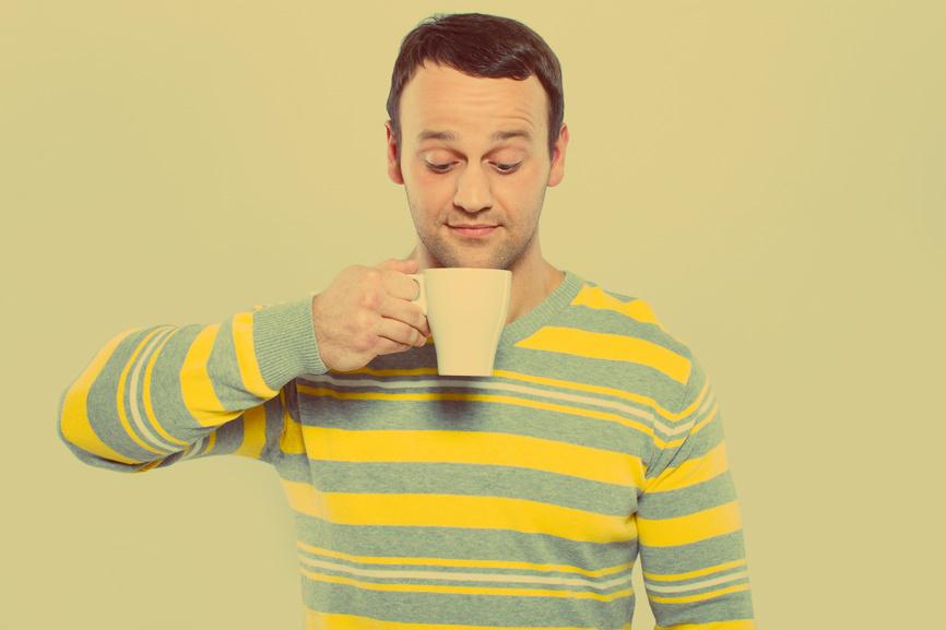 Чай - богатый источник кофеина и антиоксидантов