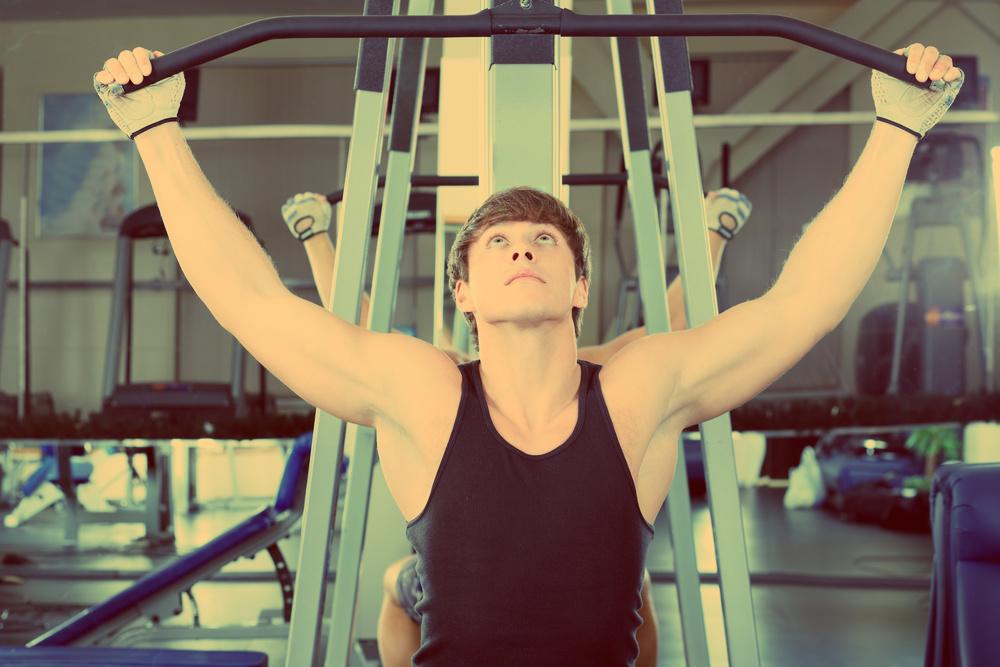 Подтягивание широким хватом - лучший способ накачать спину