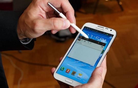 Samsung Galaxy Note 3 покажут 4 сентября