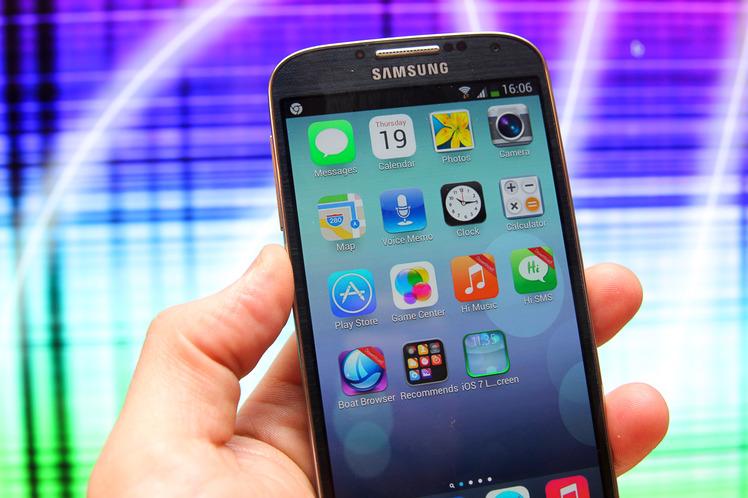 Превращаем Android в iPhone