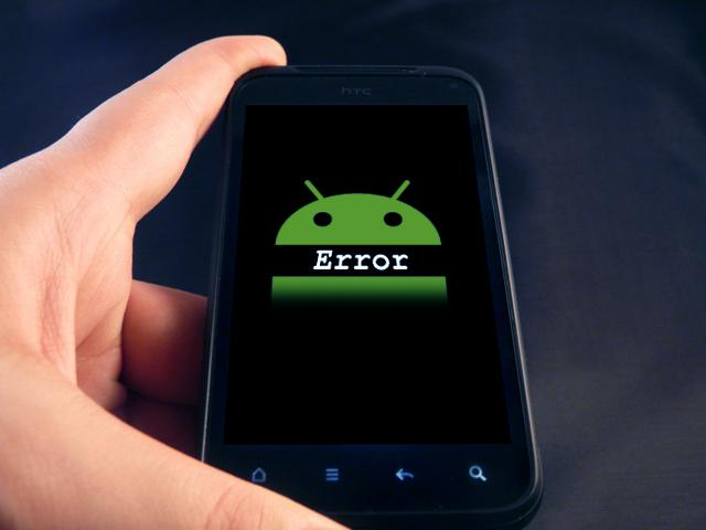 Устройства на Android могут внезапно выйти из строя