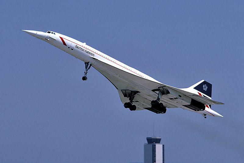 За 27 лет службы Конкорд перевез более трех миллионов пассажиров