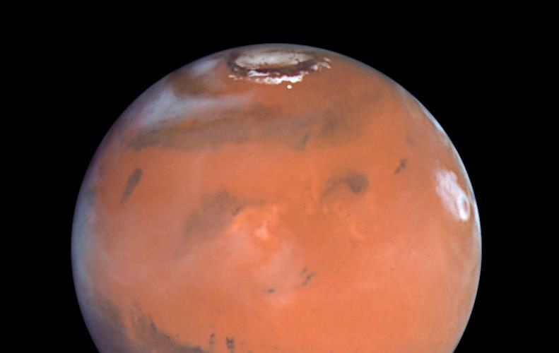 Вечером 14 апреля Марс будет в 10 раз ярче других звезд