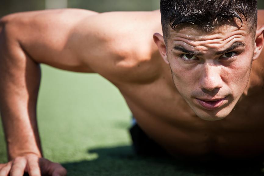 Не давай пульсу полностью восстанавливаться - вместо пауз упражняй другую группу мышц