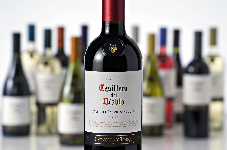 Чилийское вино Concha y Toro обошло все остальные
