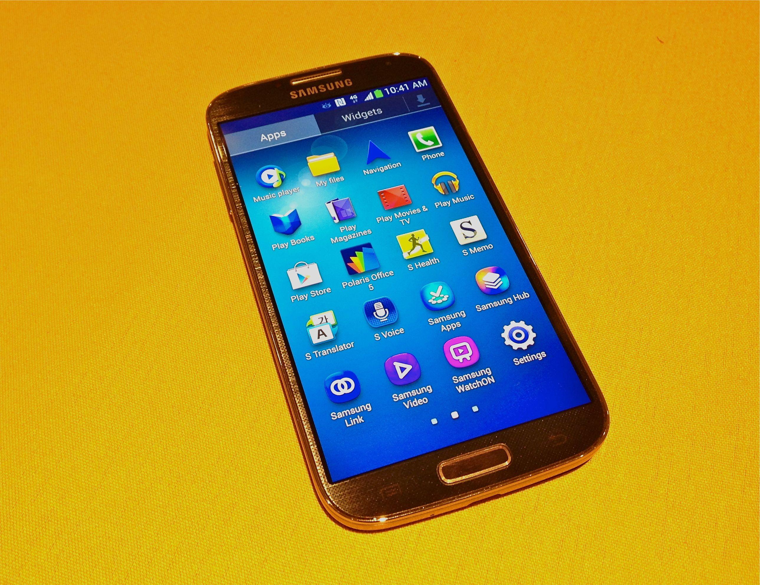 Samsung Galaxy S4 снимает видео лучше всех