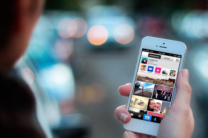Презентация iPhone 5S