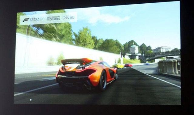 Демонстрация возможностей DirectX 12 на игре Forza