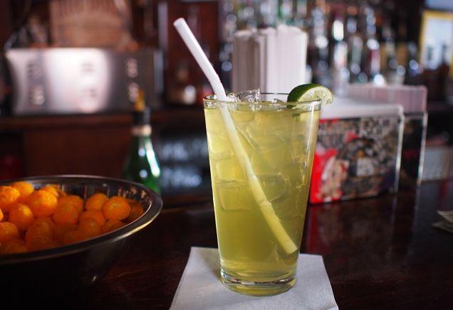 Gatorita — американский антипохмельный коктейль на основе изотоника