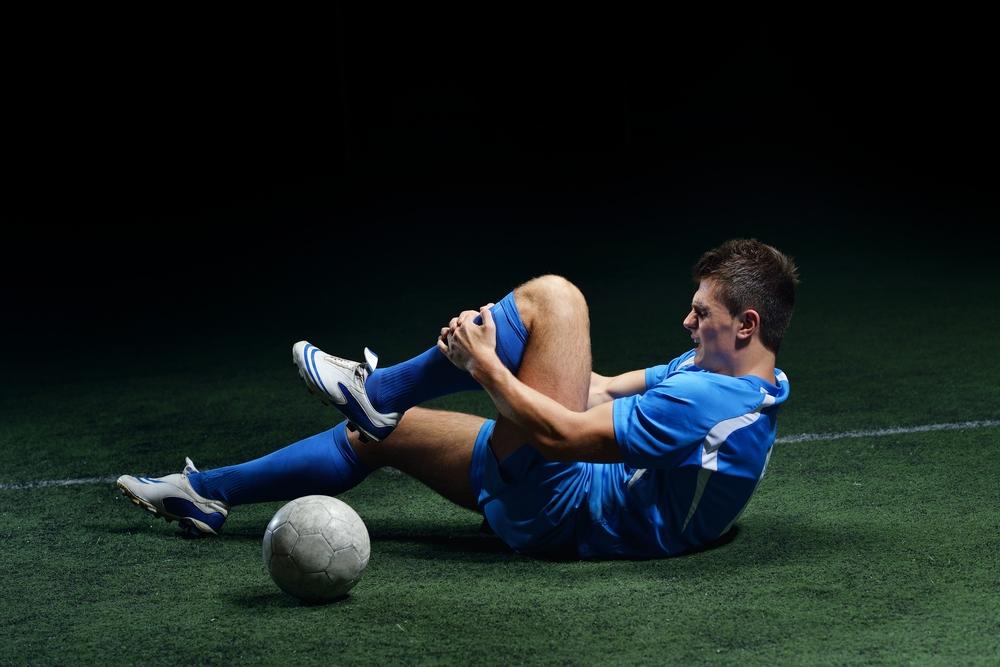 О спортивных травмах ног футболисты знают не понаслышке