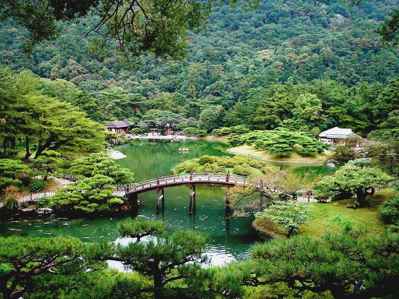 Пройти весь паломнический путь Сикоку получится не быстрее, чем за 2 месяца