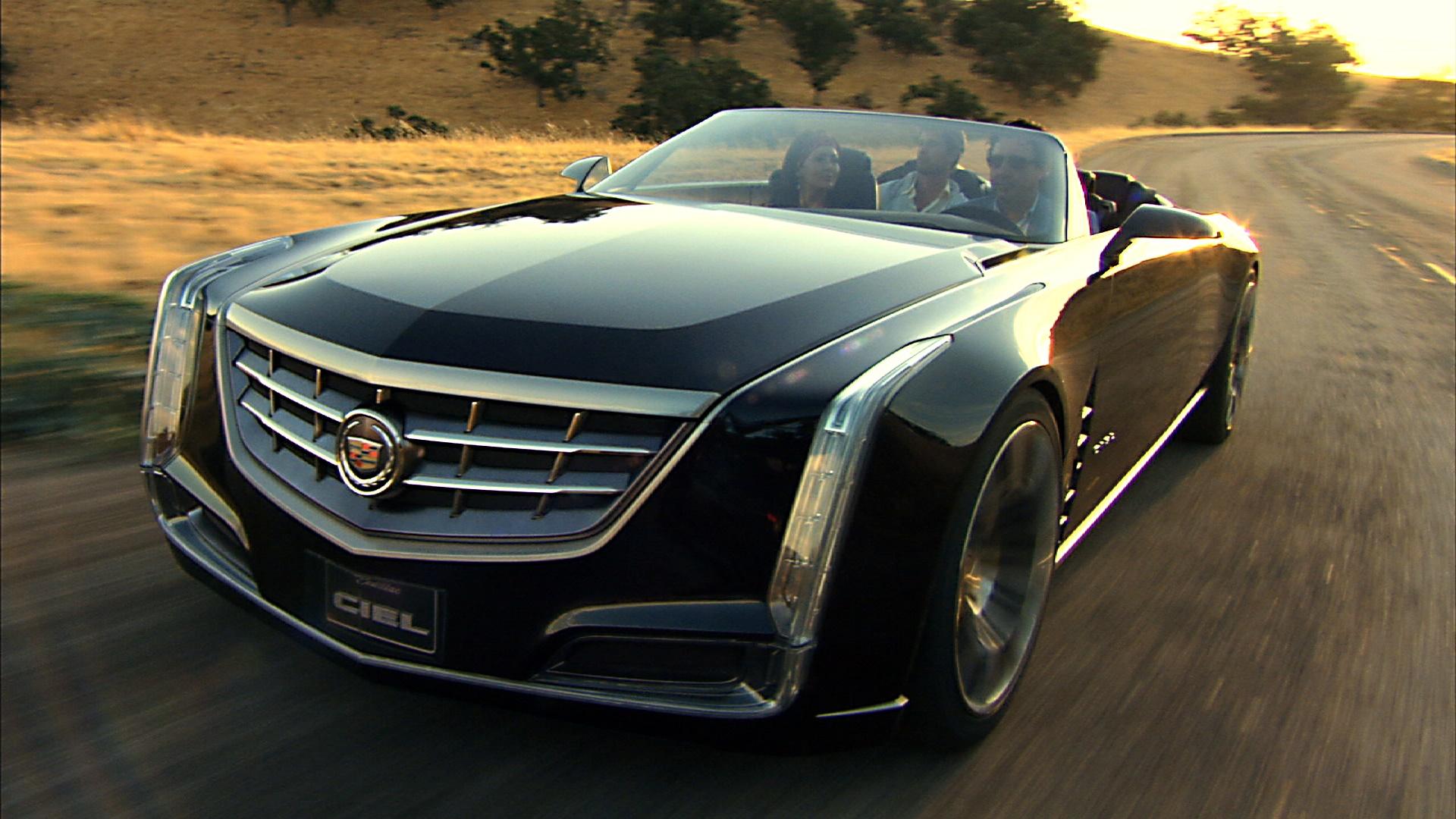 Cadillac Ciel - апогей стиля от General Motors
