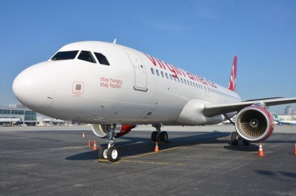 «Именной» самолет