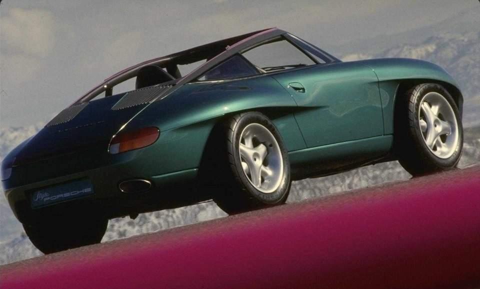 Porsche 911 Panamericana