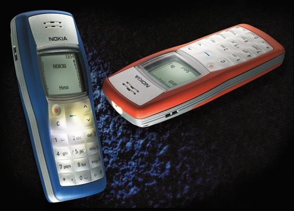 Nokia 1100 - самый продаваемый телефон в истории